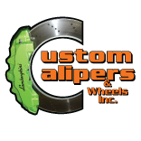 Custom Calipers & Wheel Repair