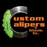 Custom Calipers & Wheel Repair